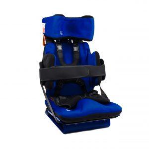 Multiseat: le siège auto handicap modelable.