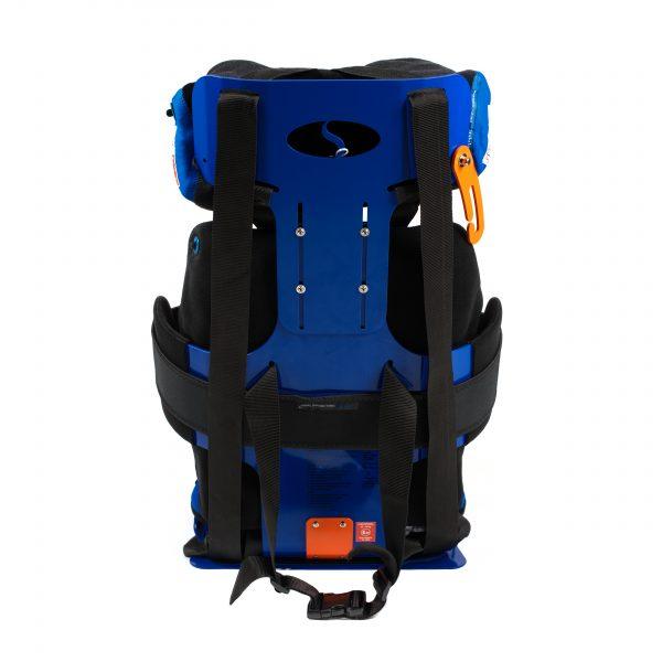 Stabilo - Multiseat: le siège auto handicap modelable.