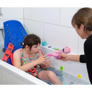 Splashy Big – Siège de bain handicapé pour enfants de 8 à 16 ans