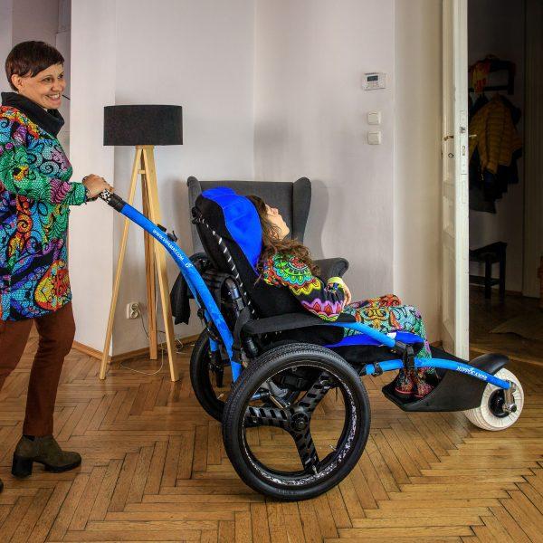 Stabilo - Appui-tête fauteuil roulant Stabilo