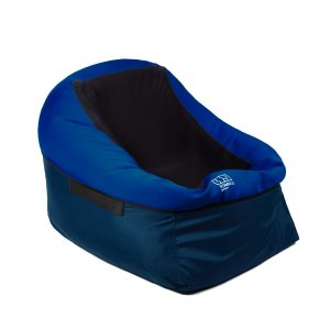 Bean seat : Pouf pour enfant handicapé modelable