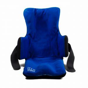 Confortable plus Duo : Siège de positionnement avec supports latéraux