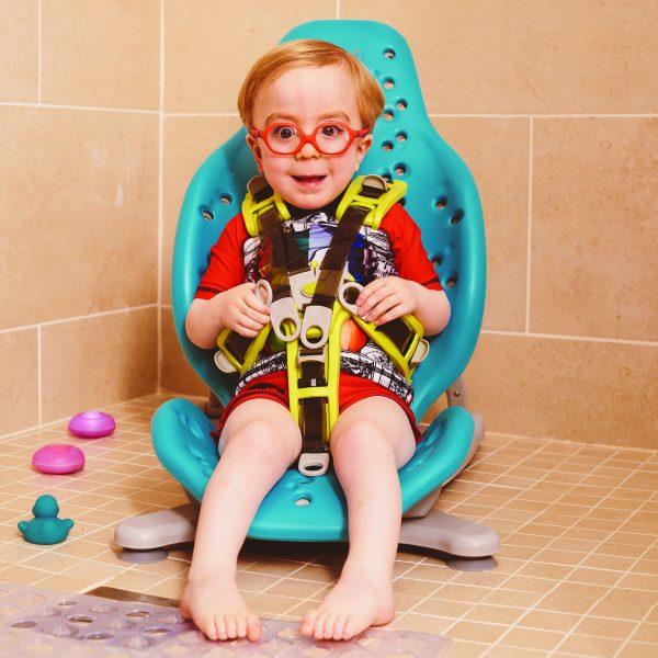 Firefly - Splashy - Siège de douche pour handicapé (1 à 8 ans)