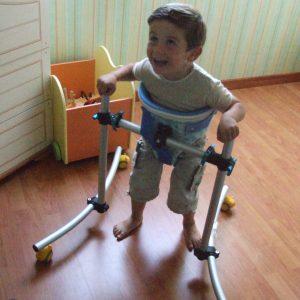 Orchidée : Trotteur handicapé
