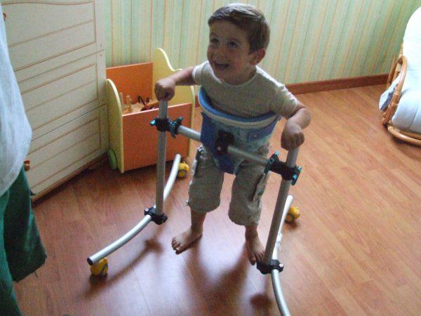Vipamat - Orchidée : Trotteur handicapé
