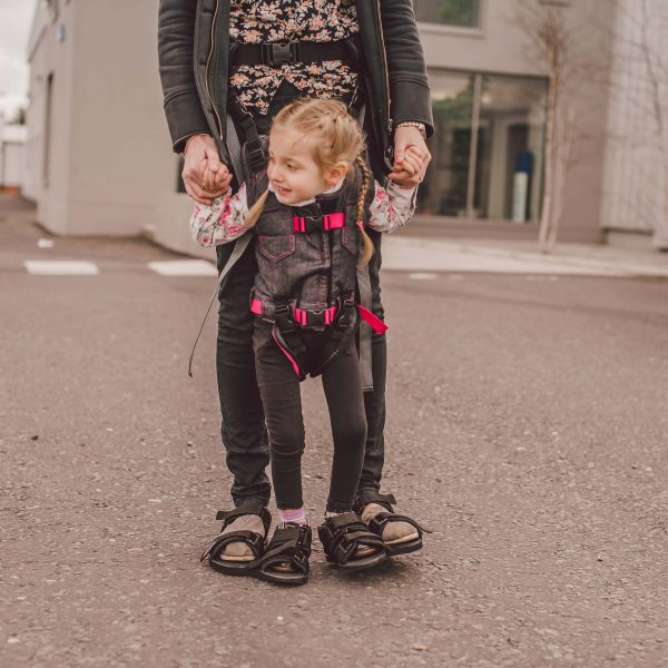 harnais de marche handicap upsee
