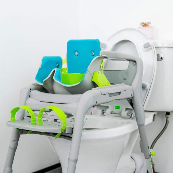 Firefly - GottaGo - Chaise pour toilette handicapé - enfants de 2 à 9 ans