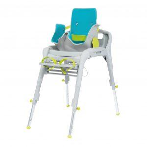 GottaGo – Chaise pour toilette handicapé – enfants de 2 à 9 ans